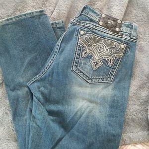 Miss me boot cut jeans 36